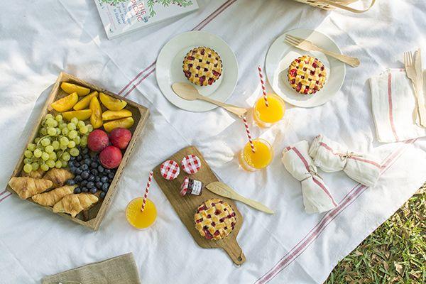 Dulces recetas, pequeños placeres, picnics, desayunos, viajes, fiestas, DIY... todo esto tiene cabida en el blog de La Chica de la Casa de Caramelo.
