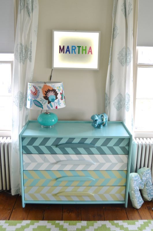 Thrifty Style Team... Misadventures In Painted Furniture