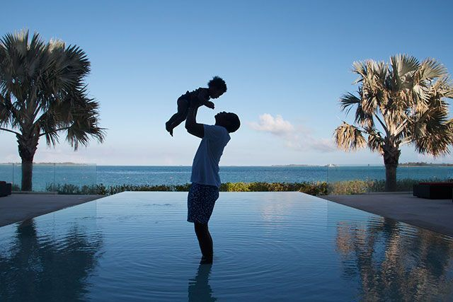 // Jay Z, via http://iam.beyonce.com/post/66020832776 and http://www.refinery29.com/2013/11/56746/jay-z-blue-ivy-swimming