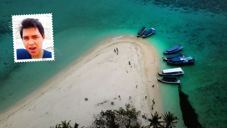 Lengkuas Island - Indonesia