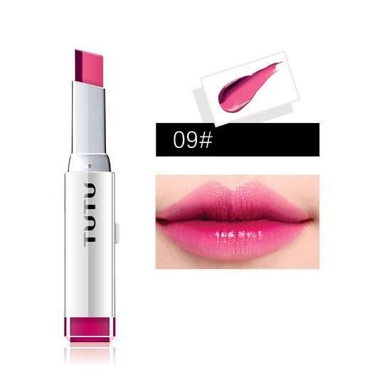 Type: Lipstick Ingredient: Lipstick Size: Full Size Quantity: 1 Pcs Benefit: Long-lasting Model Number: 5146 NET WT: 2g/0.07fl.oz