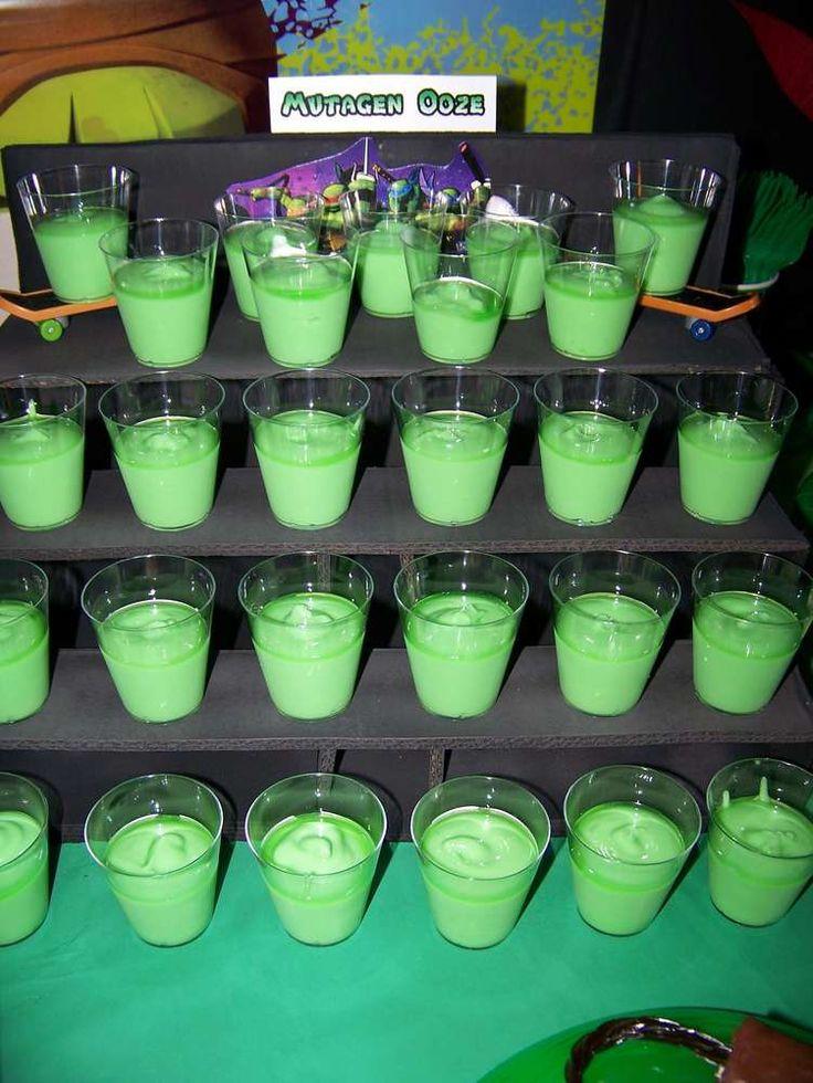 Teenage Mutant Ninja Turtles Birthday Party Ideas   Photo 6 of 39   Catch My Party