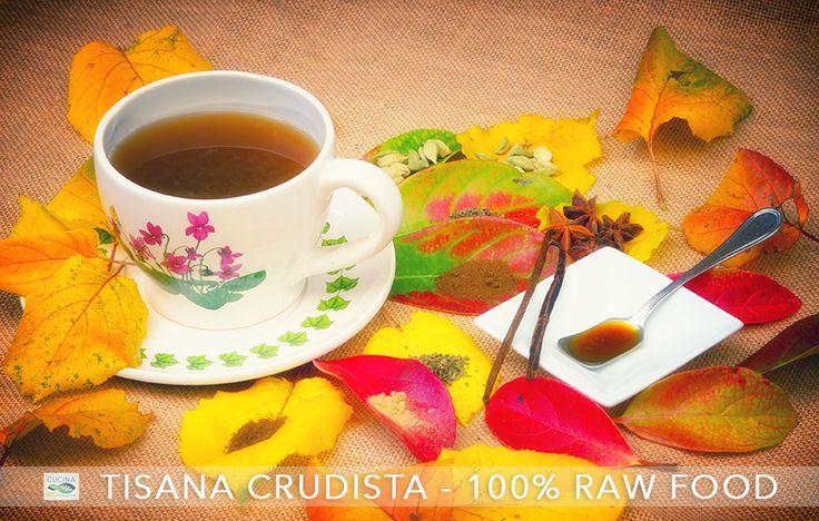 Come Preparare una Tisana 100% Raw