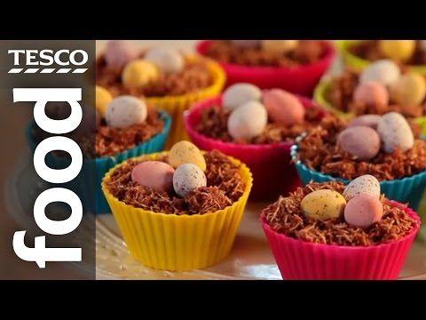 59 best easter baking tesco images on pinterest baking recipes easter egg nests tesco real food negle Gallery