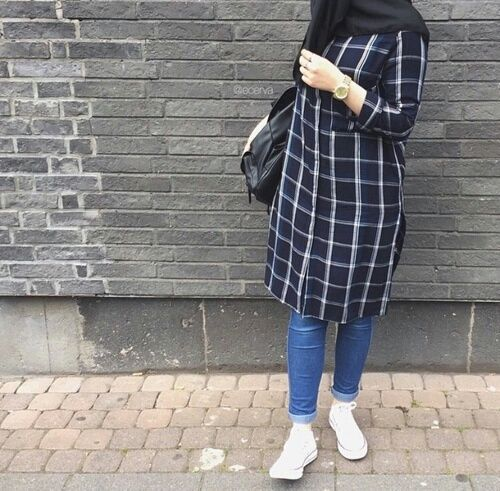 Hijab Style: EveryDay College Hijabi Style