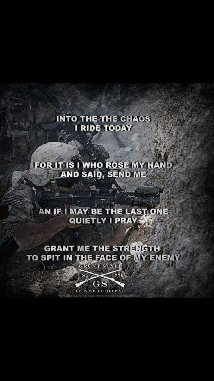 168 best military stuff images on pinterest cold steel custom grunt style sniper rifles military quotes military life army infantry war dogs american soldiers armed forces marines nvjuhfo Gallery