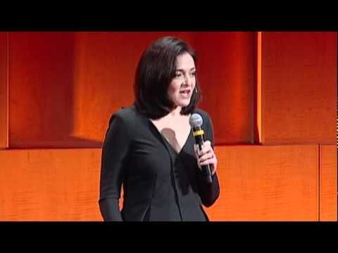 Sheryl Sandberg: Why we have too few women leaders #filmmusicandbooks