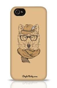 Mr. Fox Apple iPhone 5C Phone Case