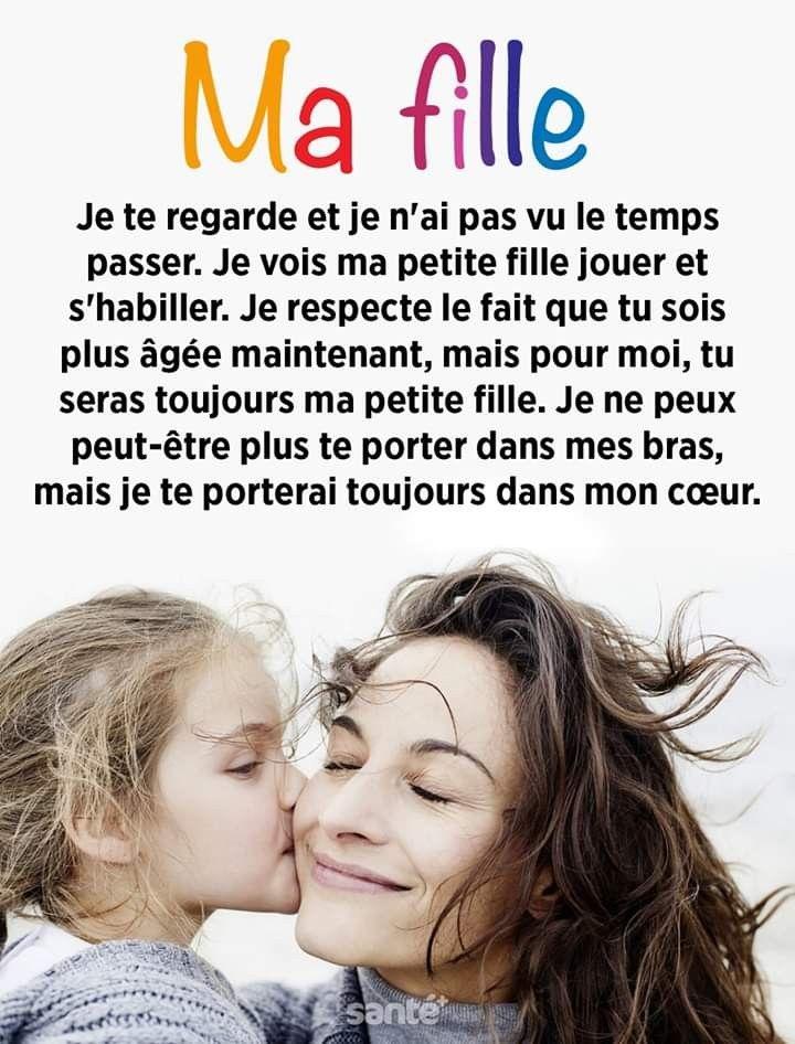 Phrase D'amour Pour Sa Fille : phrase, d'amour, fille, Fille, Citation, Amour, Enfant,, Maman, Citation,, Citations, Mère