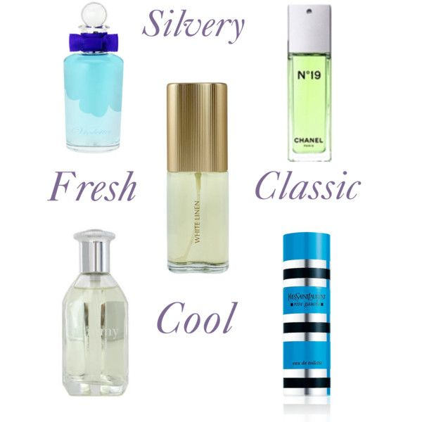 """""""Perfumes for Summer Types"""" by mizliz211 on Polyvore"""