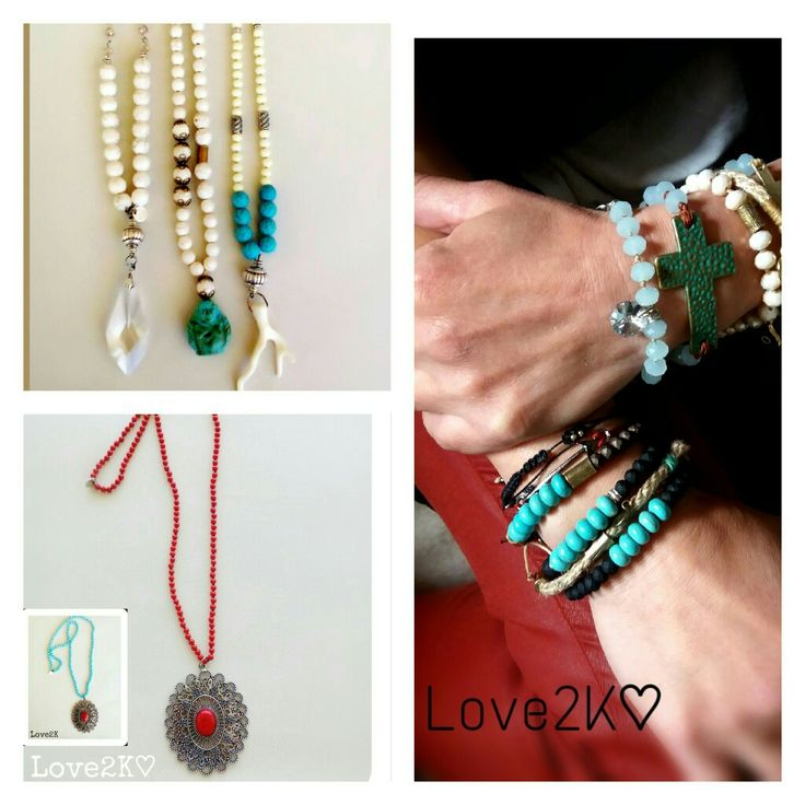 Summer collection Love2K#handmade jewerly