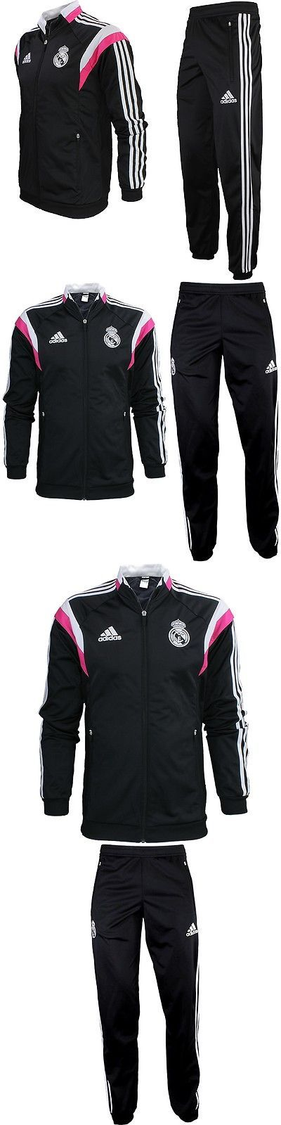 Track Suits 59339: Adidas Real Madrid Pr Mens Track Suit Joggingsuit Sports Suit New -> BUY IT NOW ONLY: $93.19 on eBay!