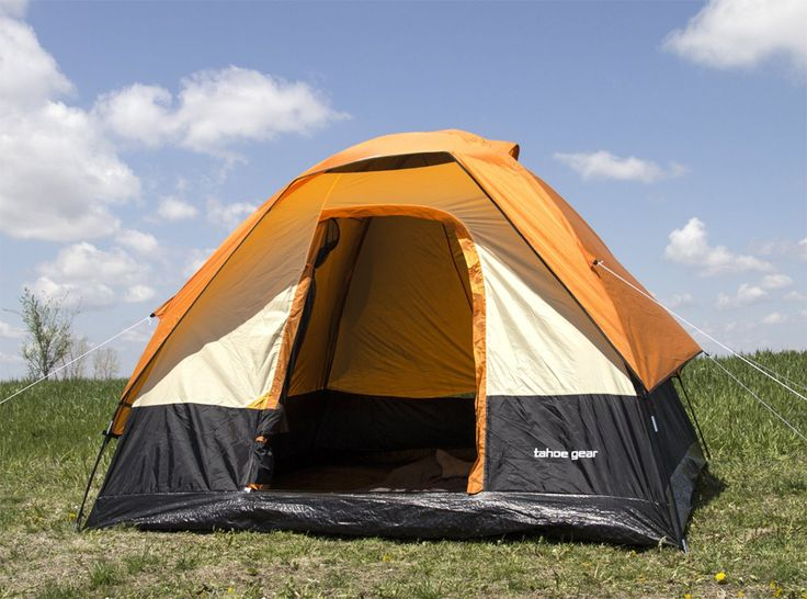 Tahoe Gear Acadia 6 person tent. It is rare to find a tent this large & 15 best Large Family Tents on Sale images on Pinterest | Family ...
