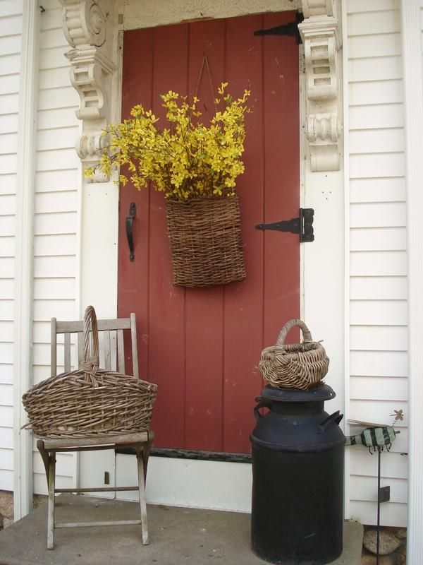 183 best images about mudroom side entrance ideas on for Country front doors