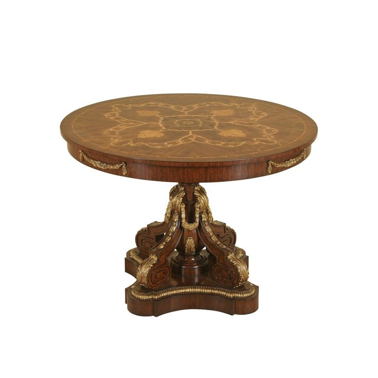 Fountainebleau Finished Center Table #maitland #furniture #maitlandsmith
