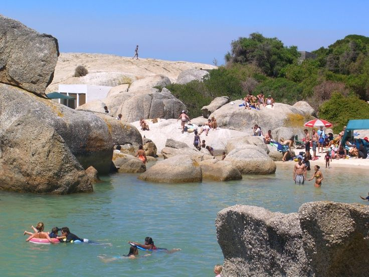 Penguin Home: Boulders Beach, Cape Town, South Africa :http://travellingcolors.com/penguin-home-boulders-beach-cape-town-south-africa.html
