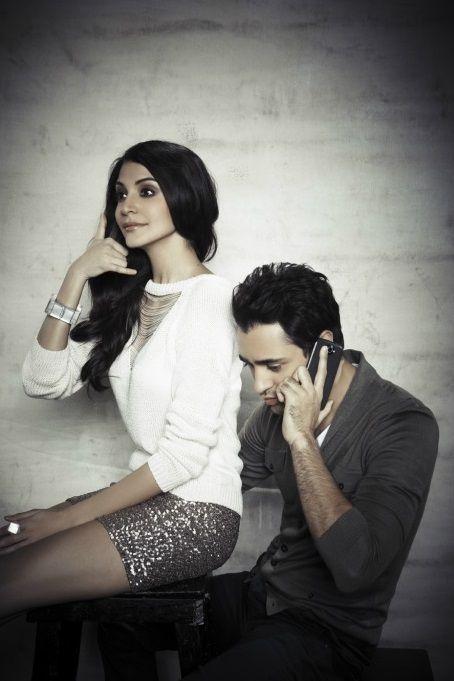 Anushka & Imran