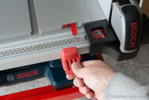 La Scie Sur Table Bosch Gts 10 Xc 1ere Partie Montage Avec Images Table Rallonge Defonceuse Bosch