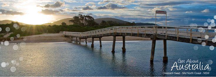 Crescent Head Mid North Coast New South Wales