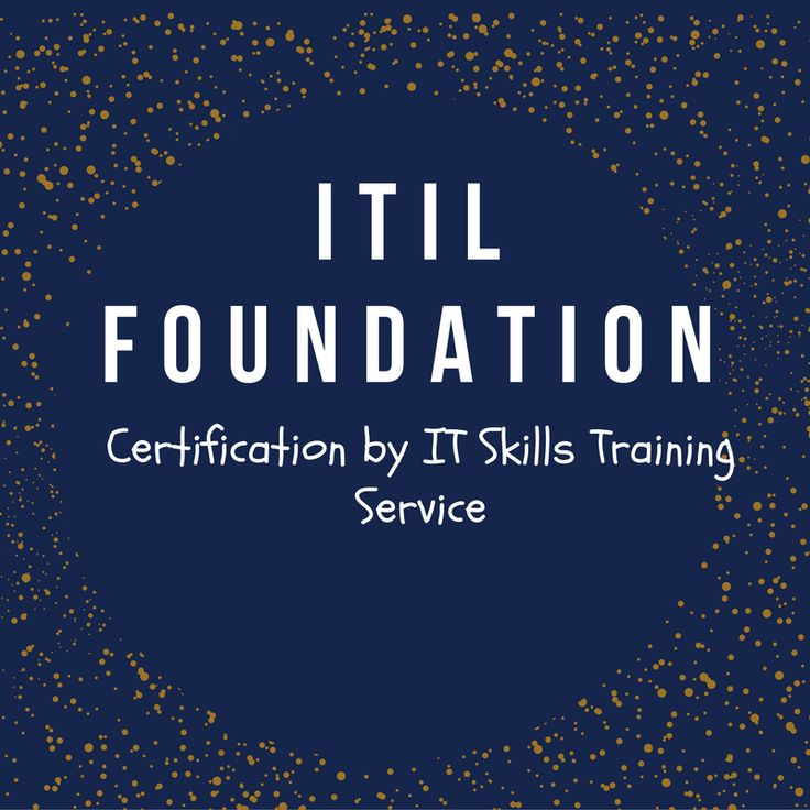 12 best itil training tip images on pinterest foundation itil foundation certification training course is the basic and first step of certification in itil training fandeluxe Images
