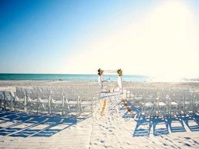 Santa Barbara Ocean View Weddings Southern California Wedding Venues 93109