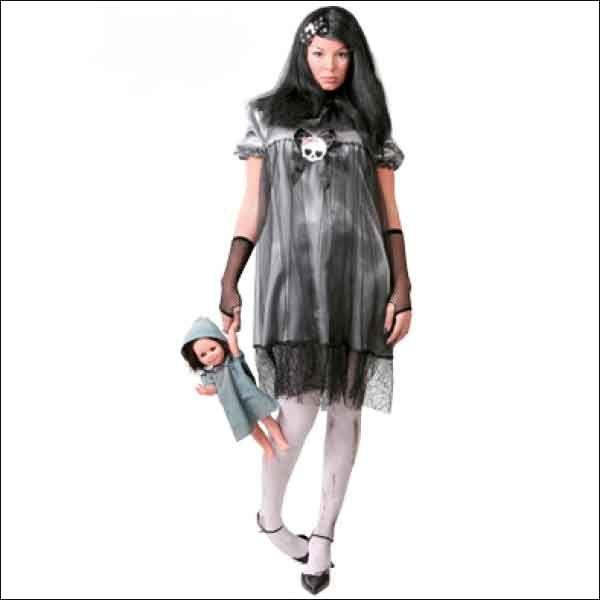 Disfraz Muñeca Diabólica