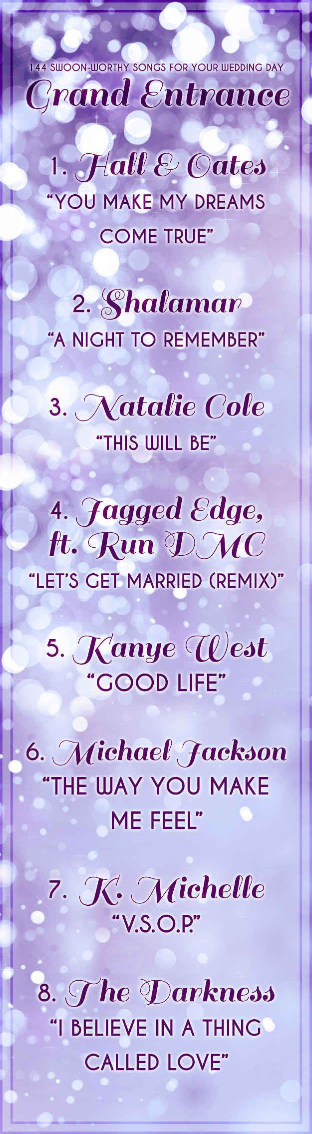 Best 25+ Good wedding songs ideas on Pinterest | Good wedding ...
