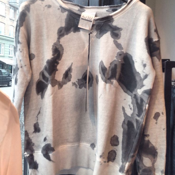 #projectAJ117 #sweatshirt normalpris 799,- nu: 449,- #stilwerk66 #tiedye
