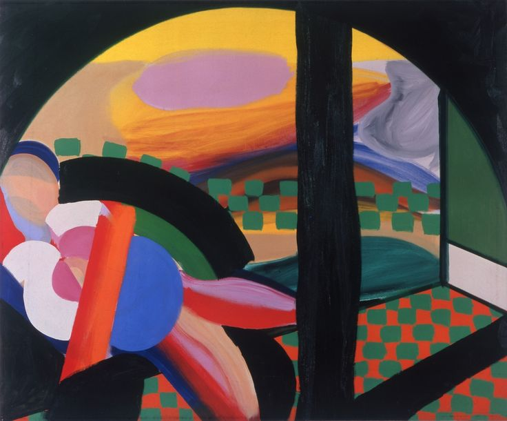 Painting India: Howard Hodgkin's artworks that celebrate the colour and beauty of India