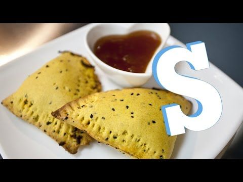This popular Indian snack tastes amazing but can traditionally be quite greasy and unhealthy. So SORTED have created a recipe for a baked Samosa instead of f...