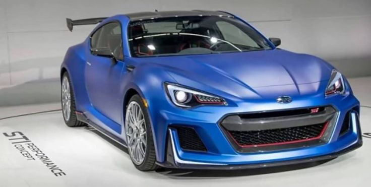 2018 Subaru WRX STI Engine, Specs, Price