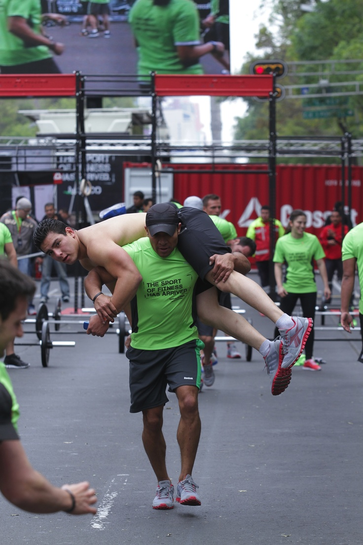 The Sport of Fitness has arrived in Mexico City.