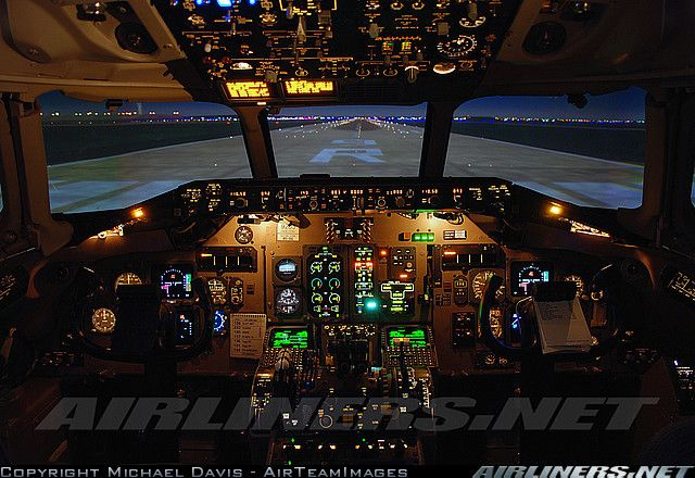 McDonnell Douglas MD-90 (simulator) aircraft picture