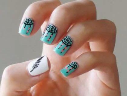 Decoración de uñas DIY