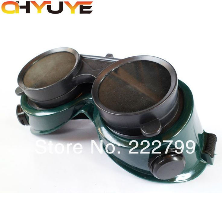 Welding goggles argon arc welding sunglasses dual-use welding glasses safety goggles protective glasses free shipping