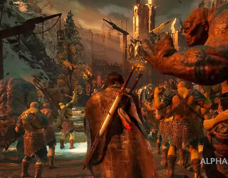 Shadow of Mordor put a dark, gruesome spin on Lord of the Rings games, giving us a deeper, more immersive experience than some of the other games based on Tolkien's classic have.