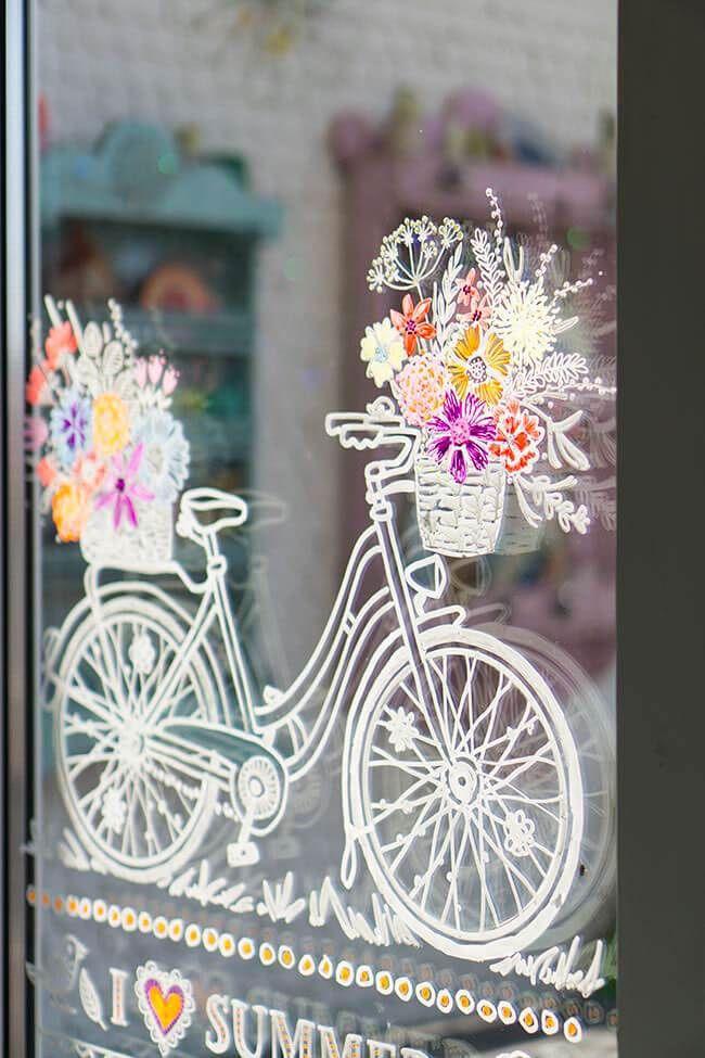 Vorlagenmappe Durchs Jahr Café Vorlagen Fensterbilder I