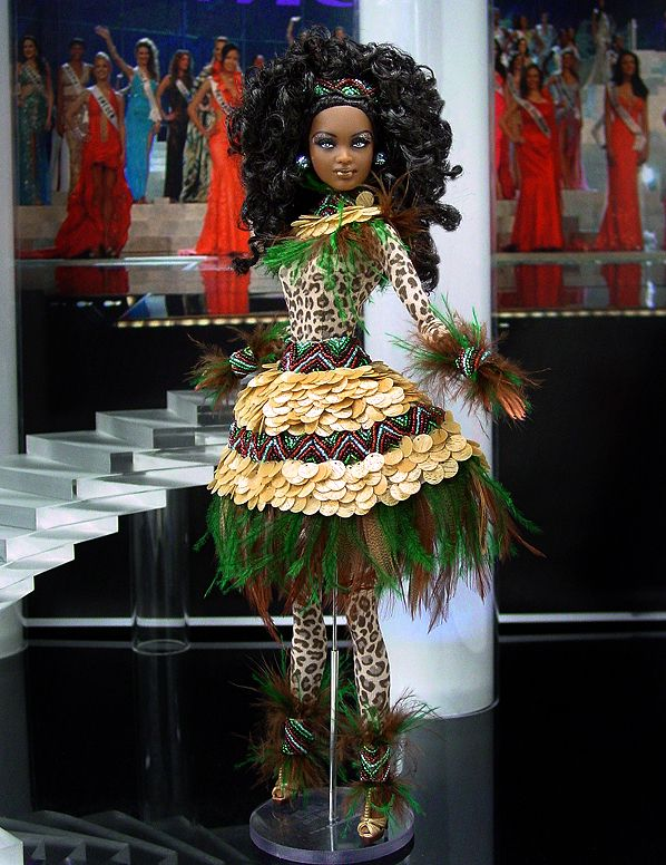 Miss Lesotho 2012