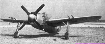 Brewster XA-32