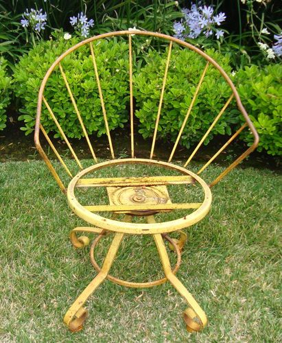 Garden Furniture Unusual 45 best vintage iron patio . . . images on pinterest | garden