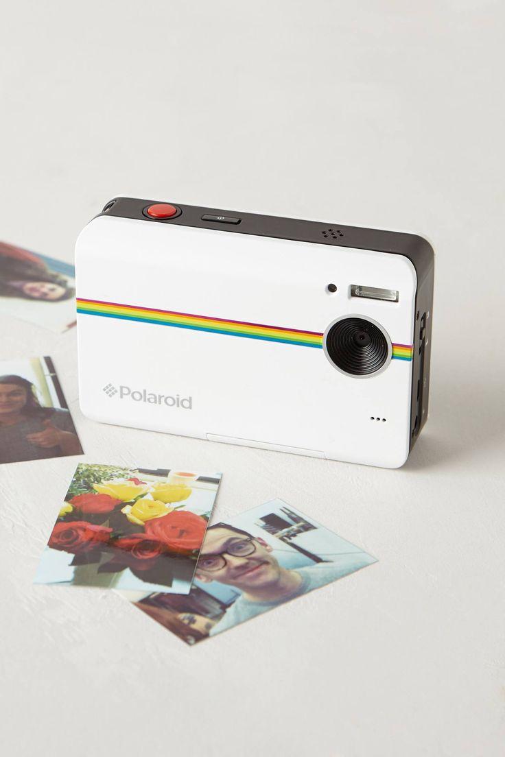 Polaroid Instant Digital Camera Kit - must have!! #anthroregistry  http://rstyle.me/n/ru3d5nyg6