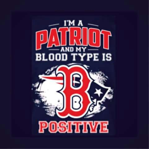 New England Patriots | PATS |Boston Red Sox