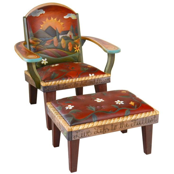 394 Best Artsy Painted Furniture Images On Pinterest