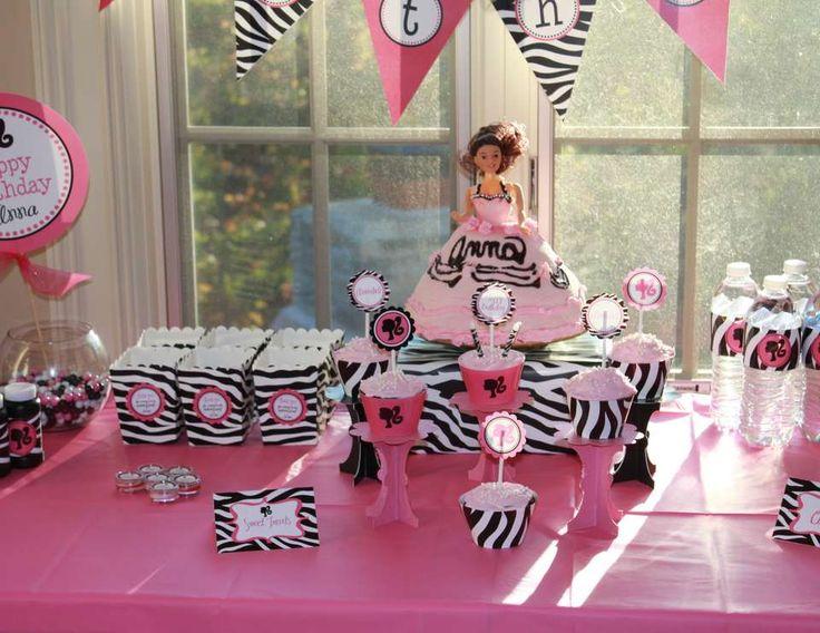 Pinterestteki 25den fazla en iyi Zebra print birthday fikri