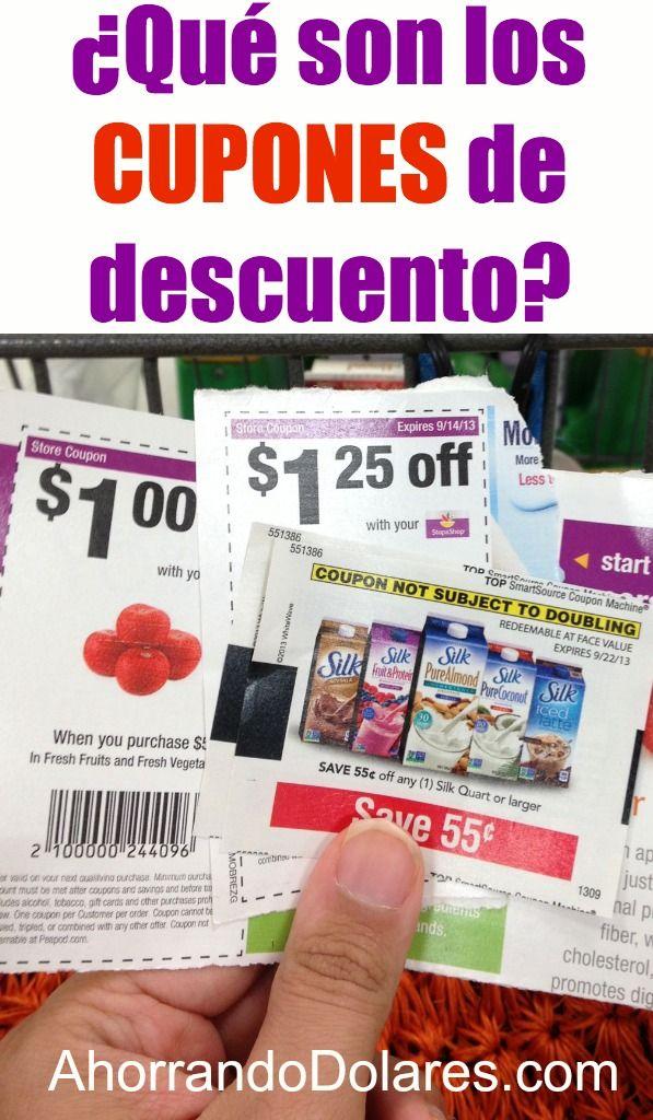 ¿Quieres comprar con cupones? Aquí te contamos qué son los cupones de descuento y como usarlos para ahorrar en tus compras.