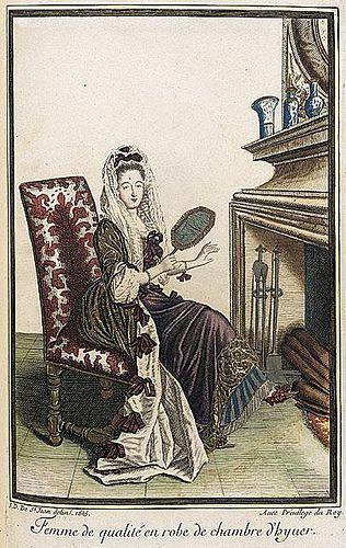 """1742 """"La Toilette"""" by François Boucher"""