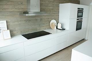 Kvik kjøkken + veggen