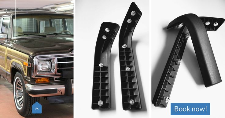New Bumper nerf for Jeep Grand Wagoneer 1984-91