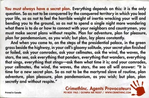 you must always have a secret plan: Renita Nunley Ruiz, Inspiration, Plan Renita, Books Worth, Favourite Things, Secret Plan 19, Funny Stuff, Live Life, Beautiful Things