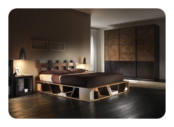 Oltre 1000 idee su arredamento della camera da letto dell - Letto giapponese ...